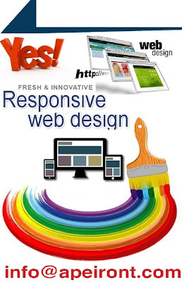 responsive web design - responsive website design