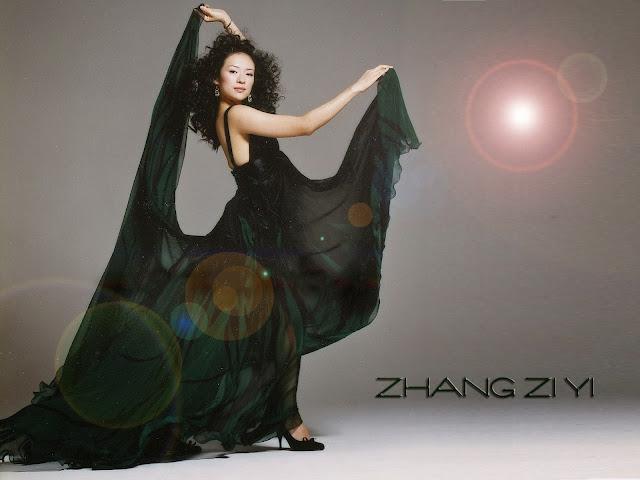 Zhang Ziyi Wallpapers Free Download
