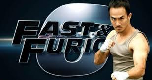 Fast & Furious 6 bersama Zia