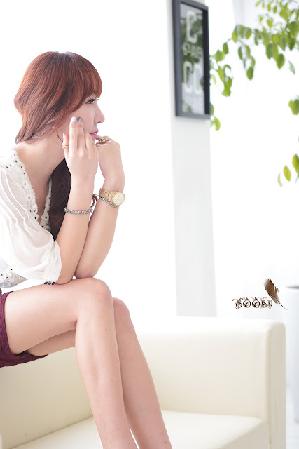 2 Elegant Yoon Seul -Very cute asian girl - girlcute4u.blogspot.com
