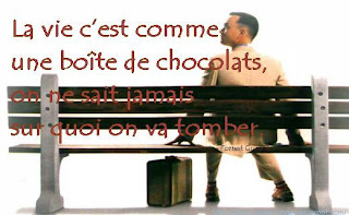 Une citation image film Forrest Gump