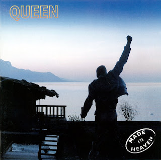 Queen - Made in Heaven album cover