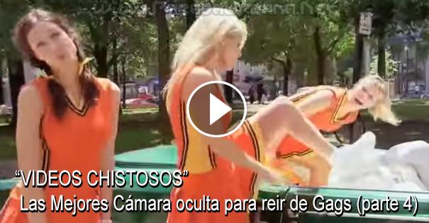 VIDEO - Los Mejores cámara oculta para reir de Gags (parte 4)