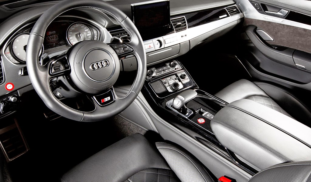 2014 Audi S8 Interior Wallpaper