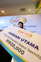 Juara Cabaran Lady's Choice