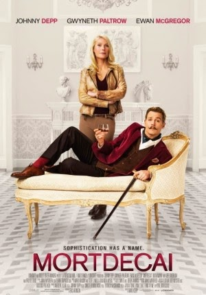 Trailer Mortdecai Bioskop 2015