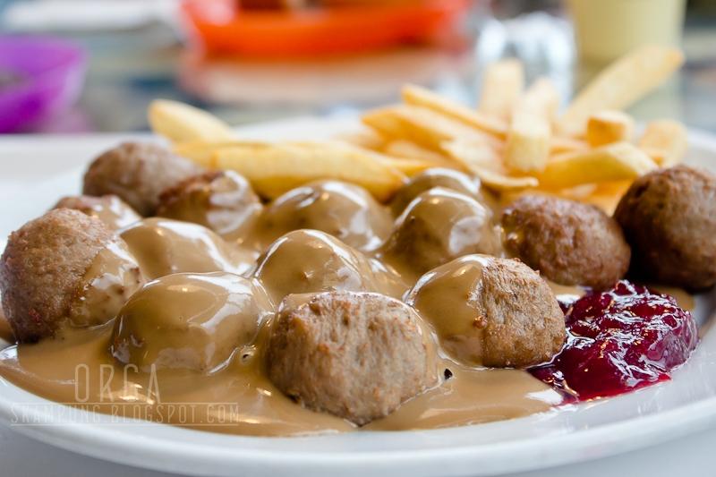 Skampung Meatball IKEA Nyum Nyum