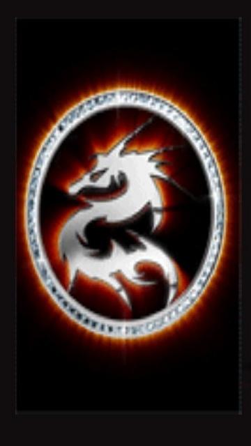 Hình con Rồng lửa