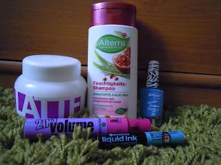Zakupy kosmetyczne Sierpień 2013