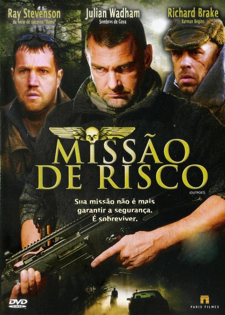 Missão de Risco – Dublado (2008)