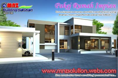 MNZ Smart Brick Teknologi Jimat Bina Rumah