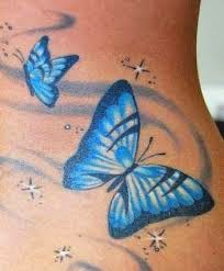 butterfly tattoo images
