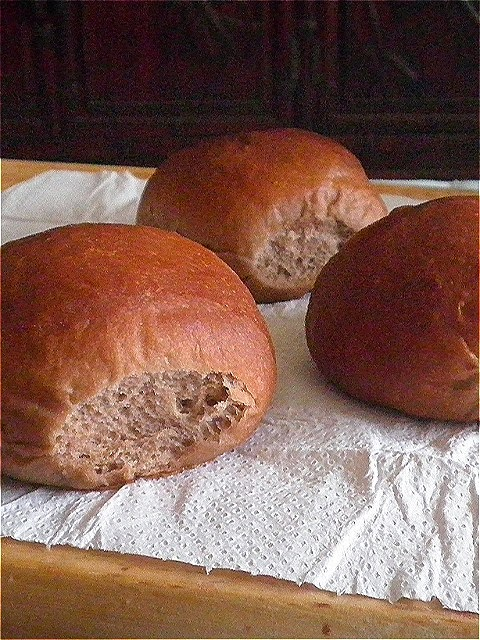 Dinner Rolls Recipe @ http://treatntrick.blogspot.com