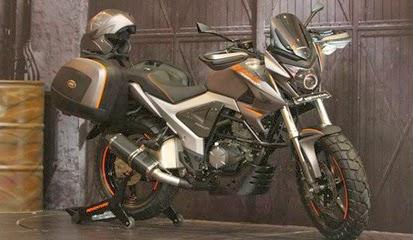 Honda New Mega Pro Modifikasi Terbaru Kumpulan Foto dan Gambar