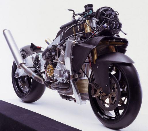 Motor Yamaha YZR M1 Terbaru 2013