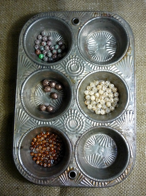 Vintage Muffin Tin