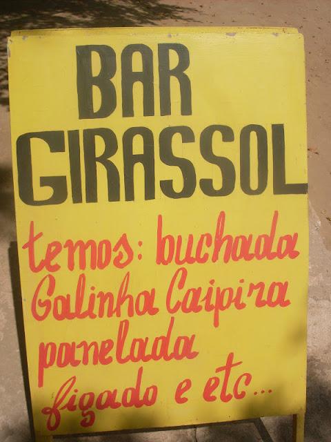 BAR GIRASSOL
