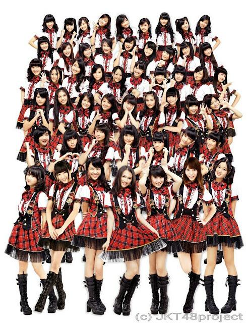WALLPAPER JKT48 BARU 2013