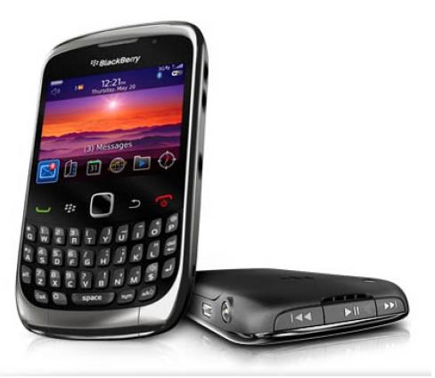 Spesifikasi Blackberry Curve Kepler 9300