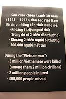 Estadisticas sobre las victimas de la guerra de Vietnam