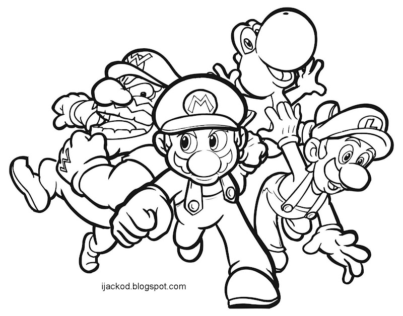 iJack O D Colouring Pages title=