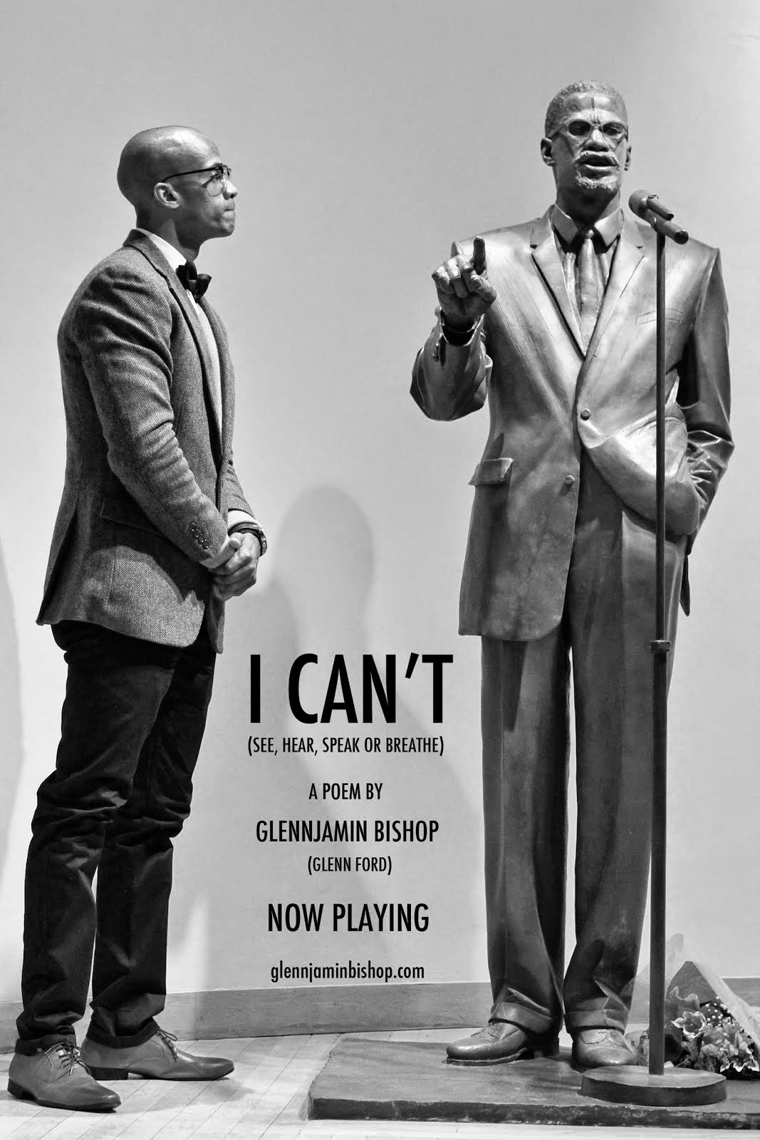 "NOW PLAYING - ""I CAN'T"""