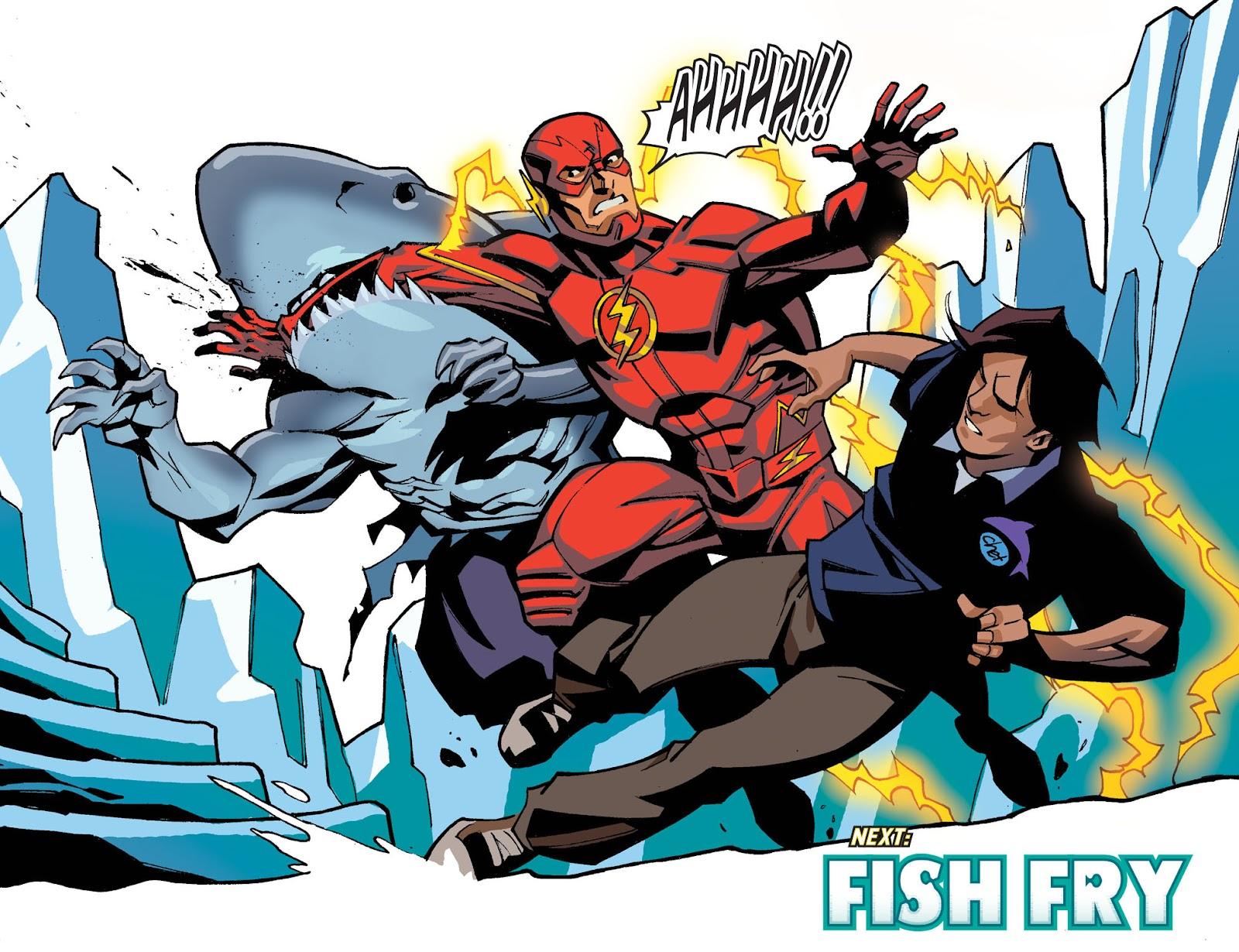 The Flash: Season Zero [I] Issue #12 #12 - English 22