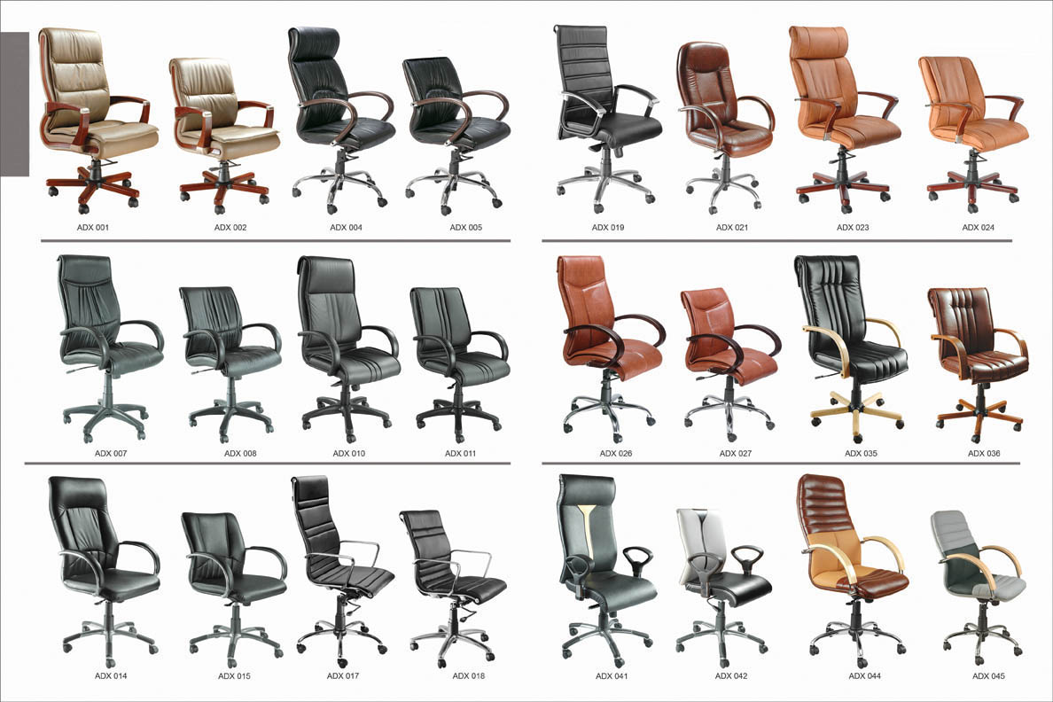 Furniture Front: New Look Visitor Chairs