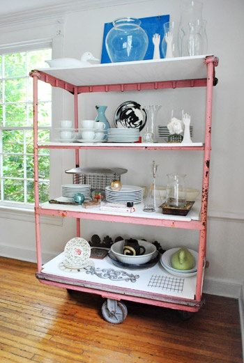 25 upcycled furniture ideas the cottage market for Kitchen ideas w2 5sh