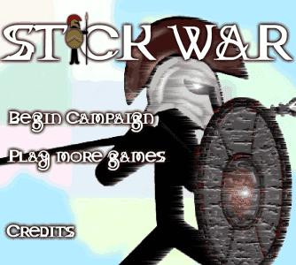 Flash-игра Stick Wars