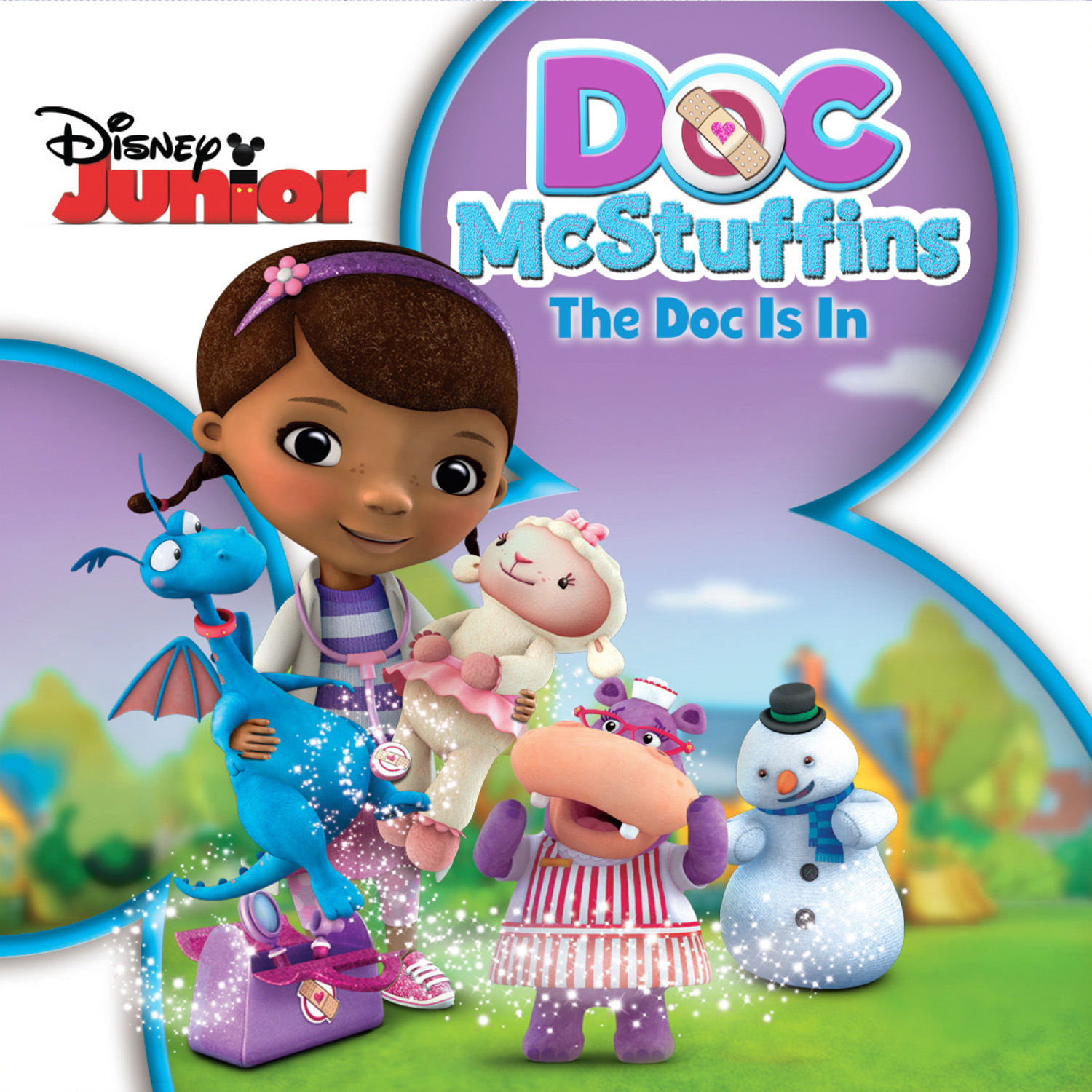 Review of doc mcstuffins the doc is in music cd tips from the the doc is in kristyandbryce Images