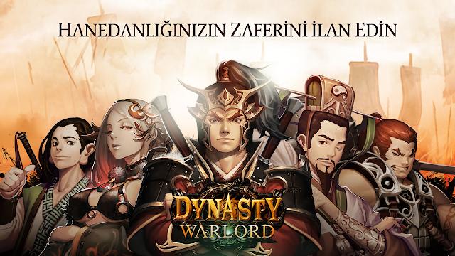 Dynasty Warlord (Sihirli Kartlar) Android Apk Oyunu resimi 4