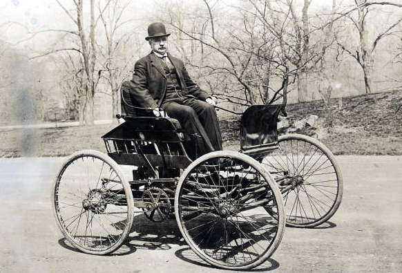Haynes America S First Car