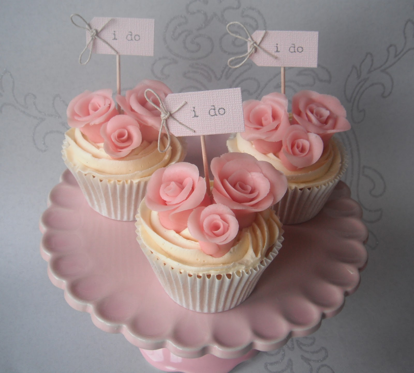I do\' Wedding Cupcakes