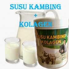Susu Kambing Kolagen