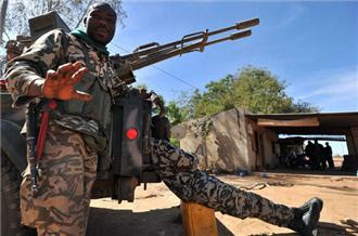 War in Mali : STOP THIS