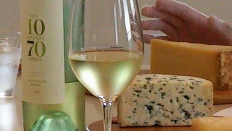 チーズセミナー、NAPA白ワイン、LTM SALON