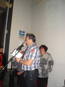 Recital  a LLETRAFERITS - Barcelona.