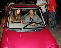 Siddharth Mallya & Anusha snapped in bandra