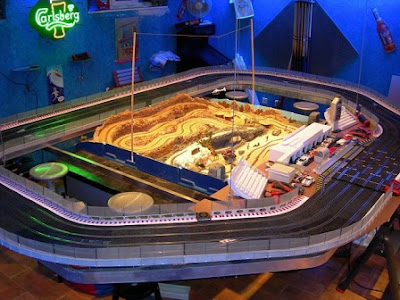 pista Slot Car - Daytona Home - srfisco