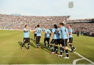 Resultado Uruguay Vs Perú – Eliminatorias 2014