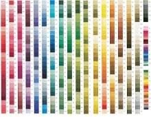 Buscador de colores DMC