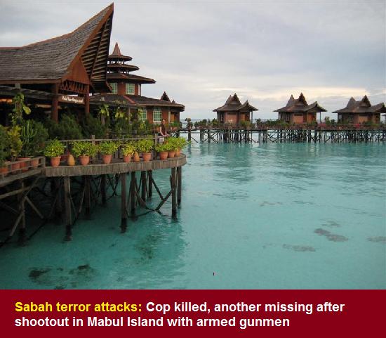 Mabul Water Bungalow: Massive Air And Sea Hunt For Filipino Gunmen