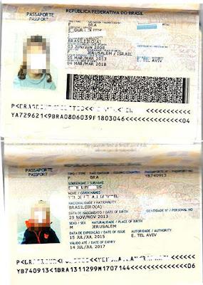 Brasil retira menção a Israel de passaportes de nascidos em Jerusalém