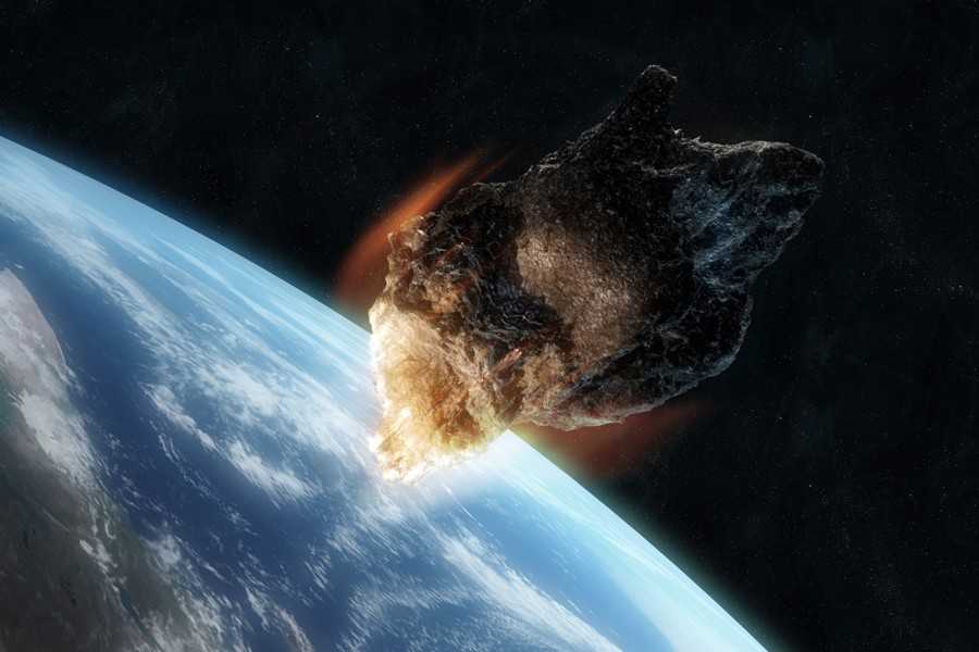 asteroid headed directly to earth - photo #21