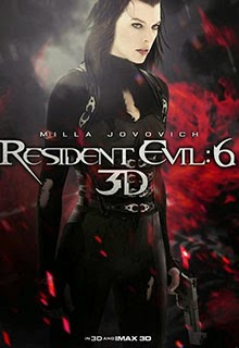 Resident Evil Fan Made Movie Poster 2014