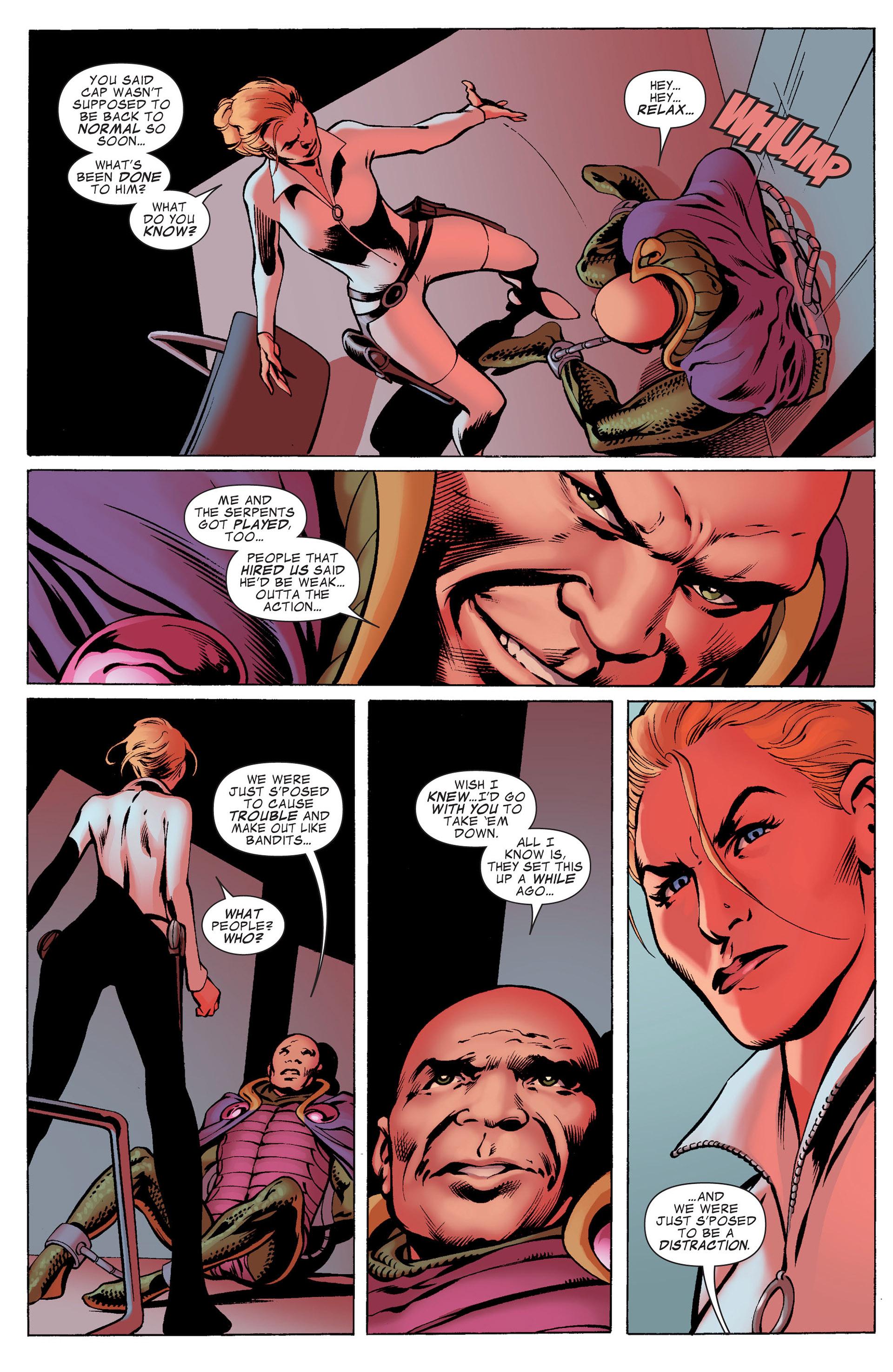 Captain America (2011) Issue #8 #8 - English 17