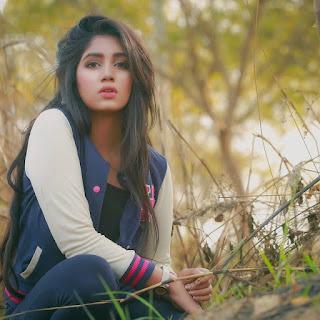 Bangladeshi Model Shahtaj Monira Hashem