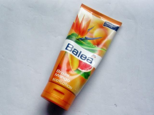 Balsam do ciała Balea brazylijskie mango