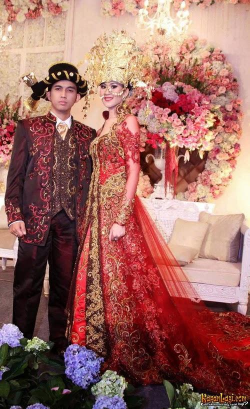 kebaya pengantin 16